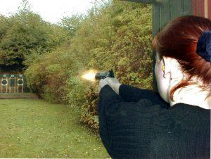 Træning pistol @ Skytteforeningen